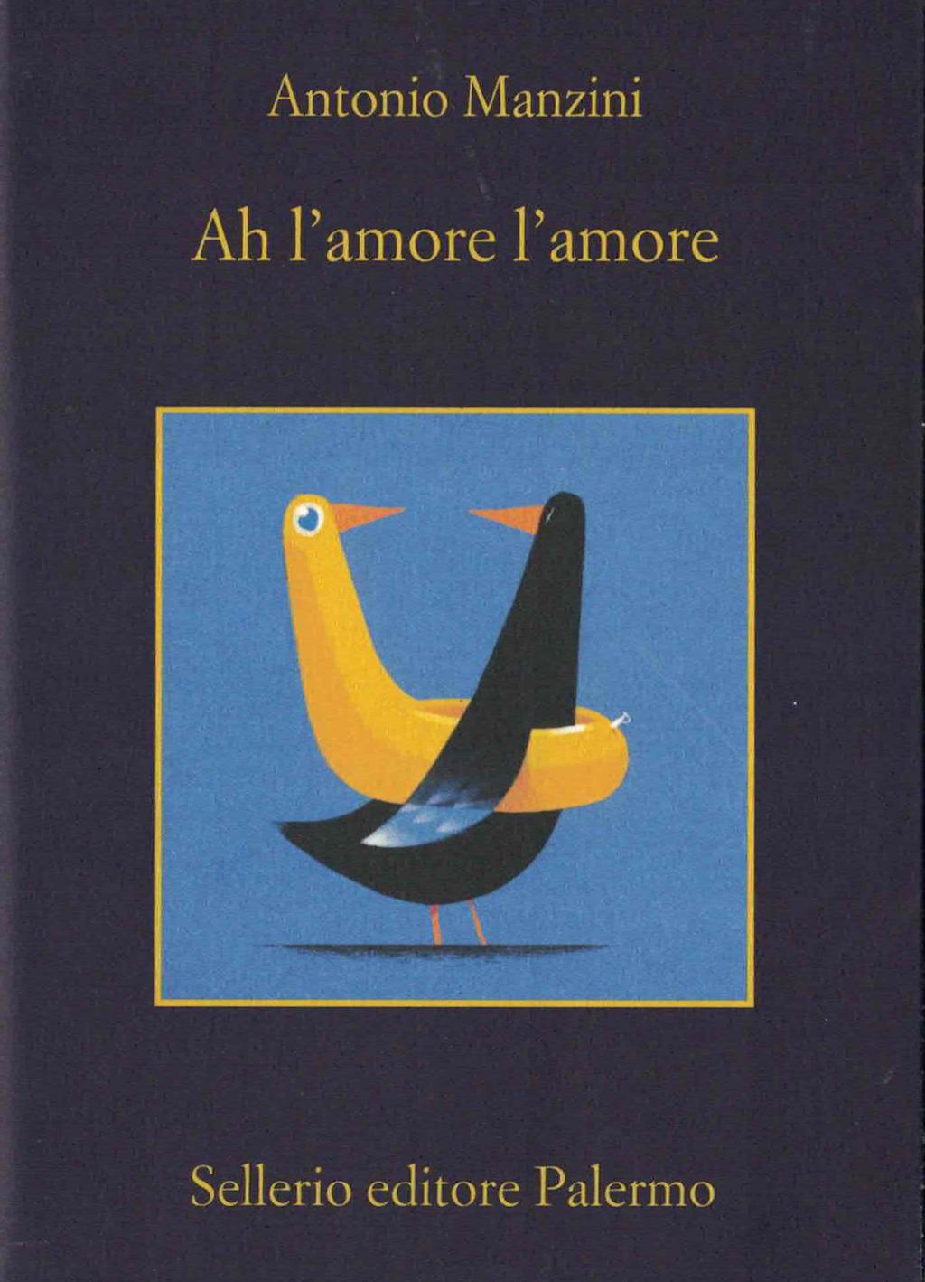 Ah l'amore l'amore – Antonio Mazzini