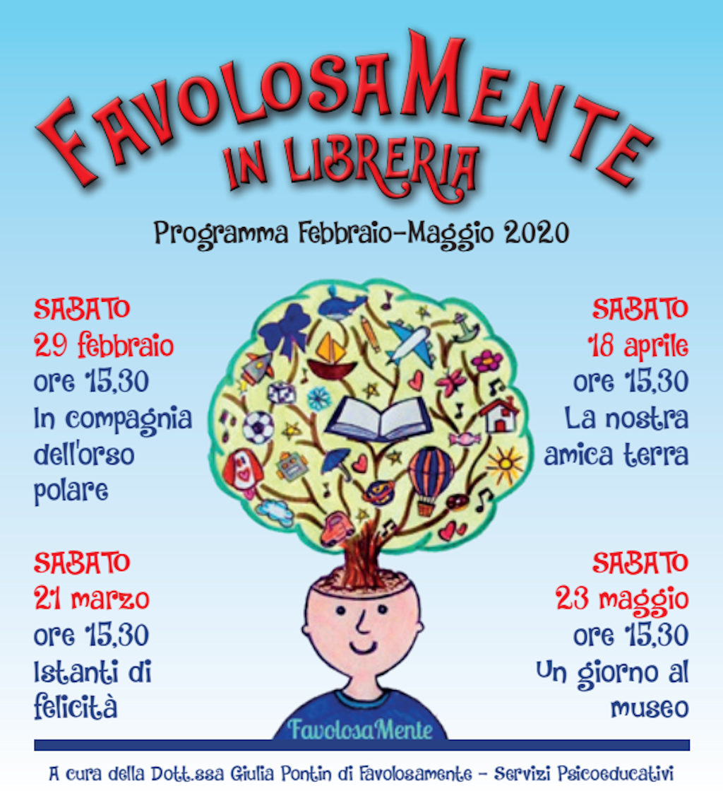 Favolosamente in libreria