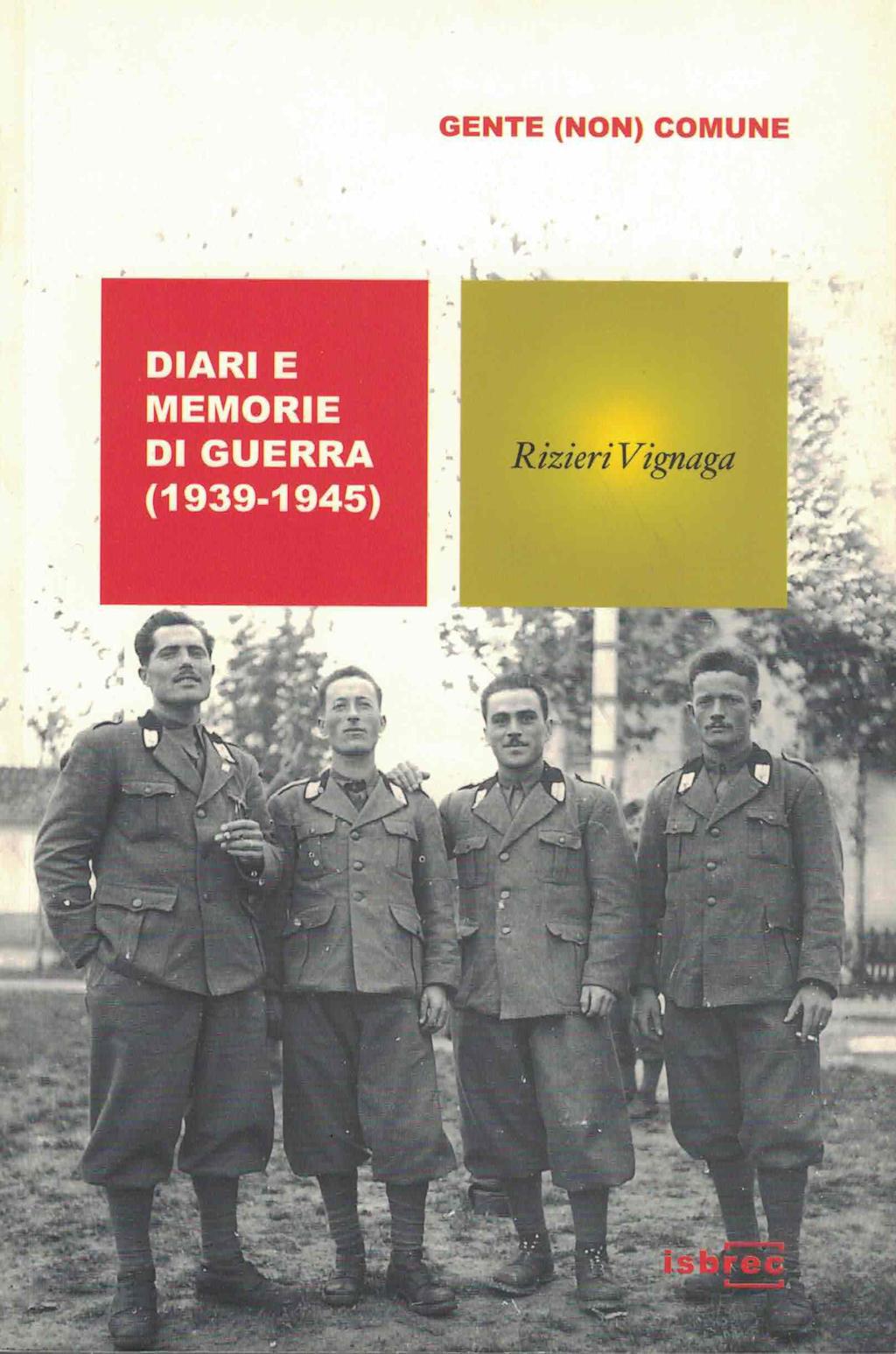 Diari e memorie di guerra