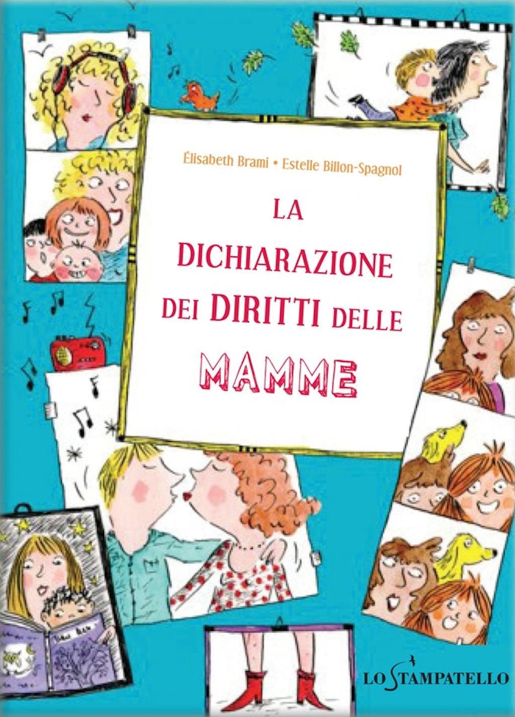 La dichiarazione dei diritti delle mamme